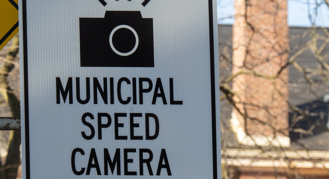 Toronto is changing the locations of all of its speed cameras