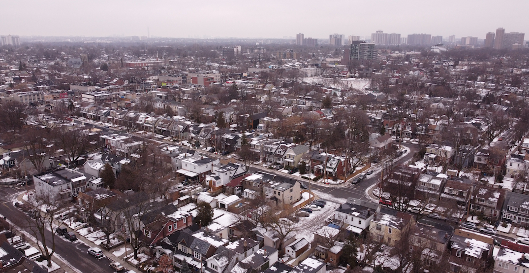 Federal government to help Toronto build 540 new affordable homes