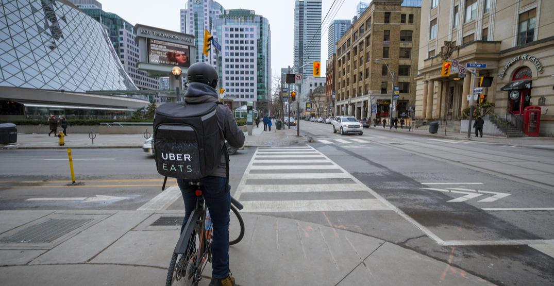 """""""Not UberEats"""" website helps support local restaurants in Toronto"""