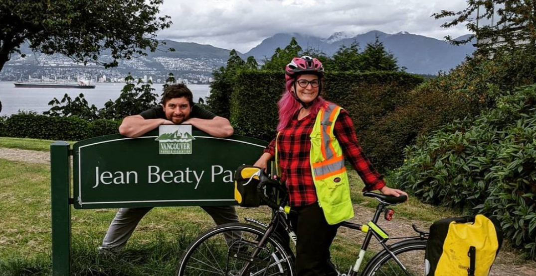 Couple documents their pandemic visits to over 250 Vancouver parks (PHOTOS)
