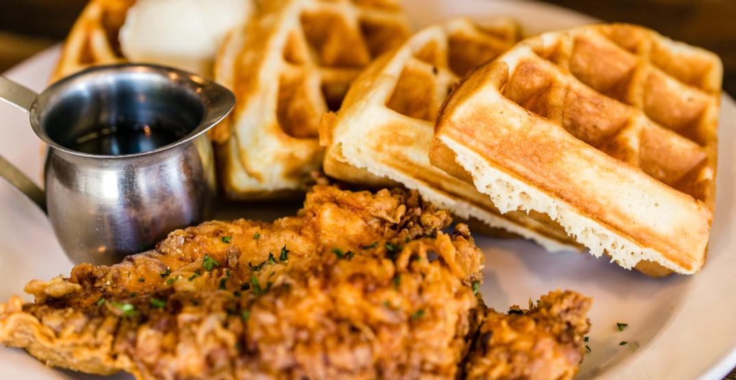 Where to find the best chicken and waffles in Seattle