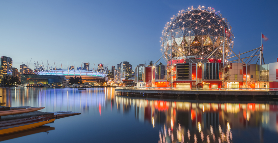 Science World will be open every day during spring break
