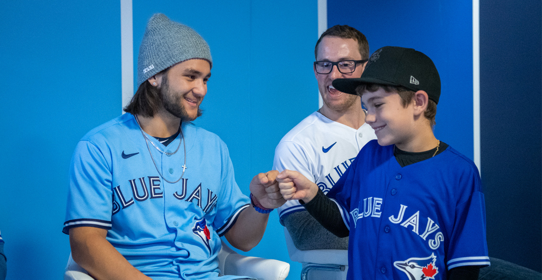 """Blue Jays offering autograph sessions as part of """"Virtual Winter Week"""""""