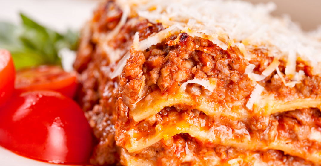 Here's where to get the best lasagna in Seattle