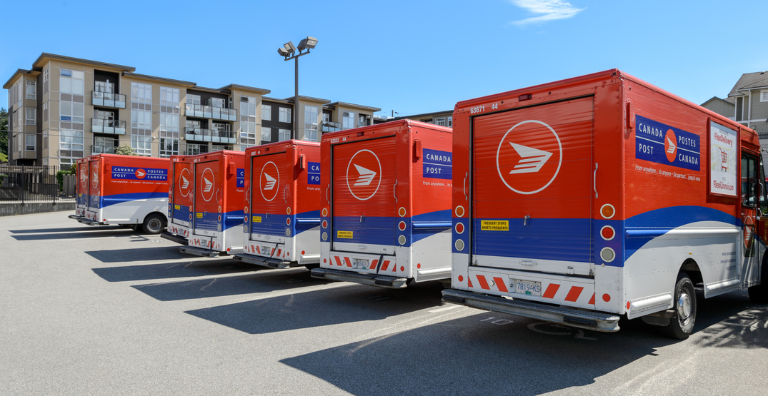 """Canada Post """"couldn't keep up with demand"""" despite record-breaking deliveries"""