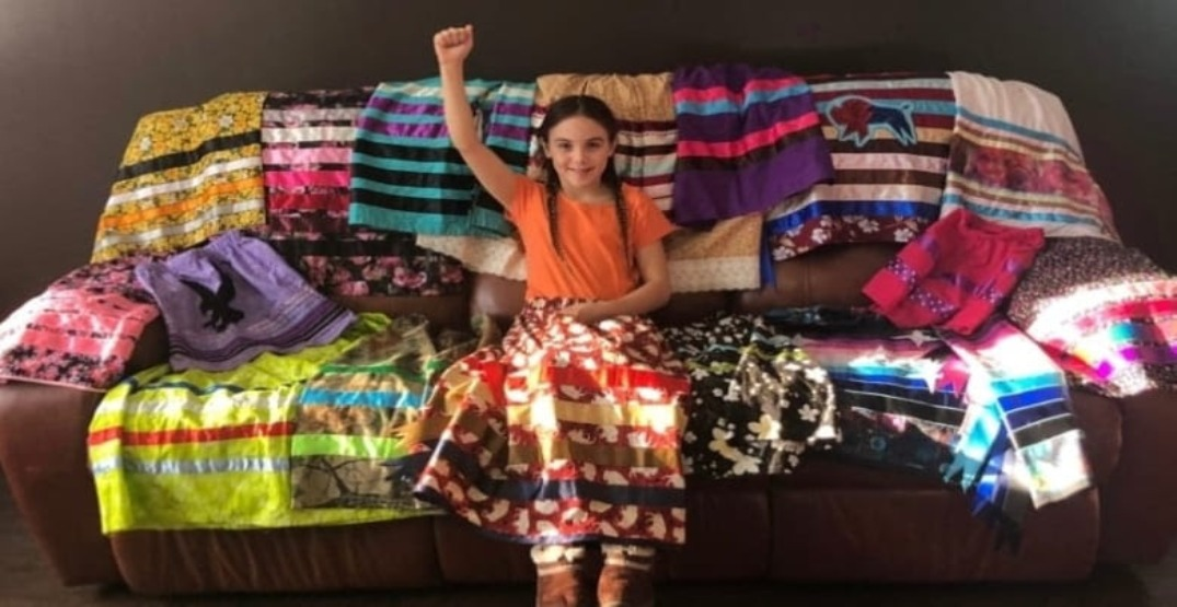 Vancouver rally planned in support of Indigenous girl shamed for wearing ribbon skirt to school