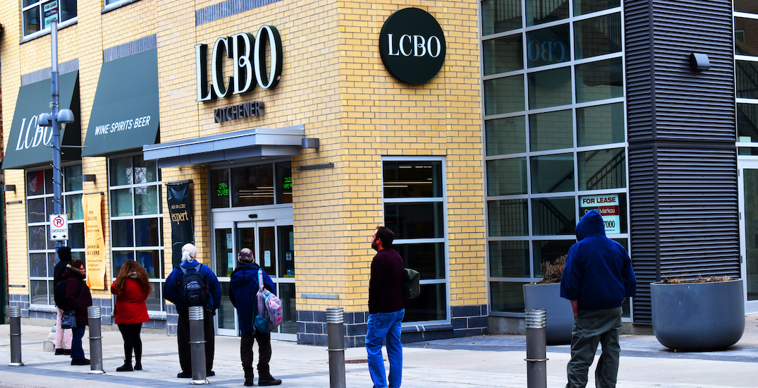 Toronto LCBO employees test positive for COVID-19