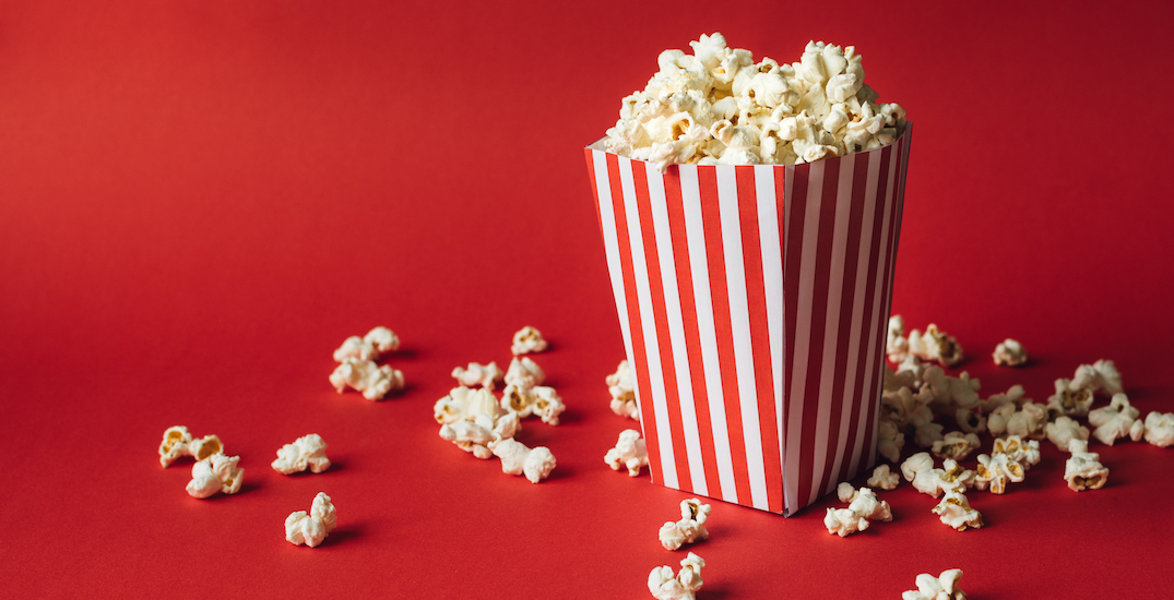 Cineplex is offering FREE popcorn across Canada right now