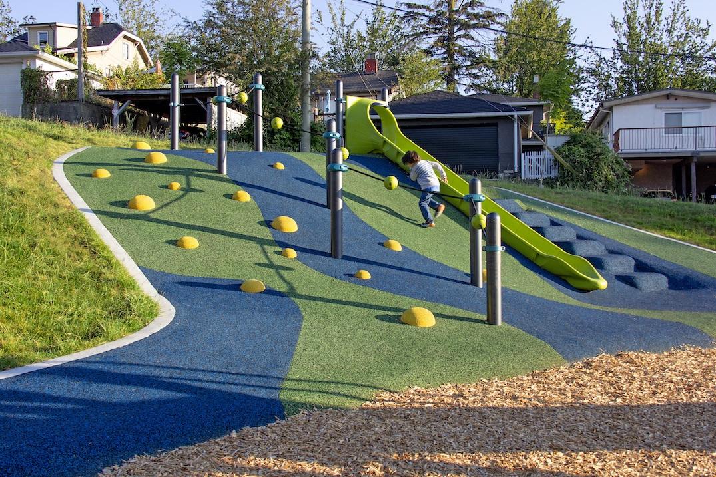 Kalso Park playground