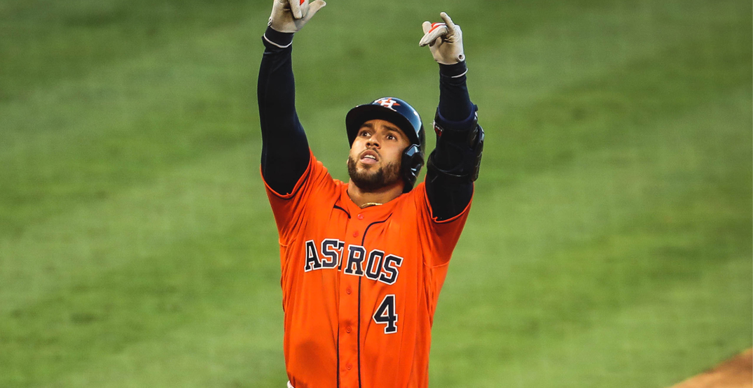 Blue Jays sign star outfielder George Springer to $150M contract: report