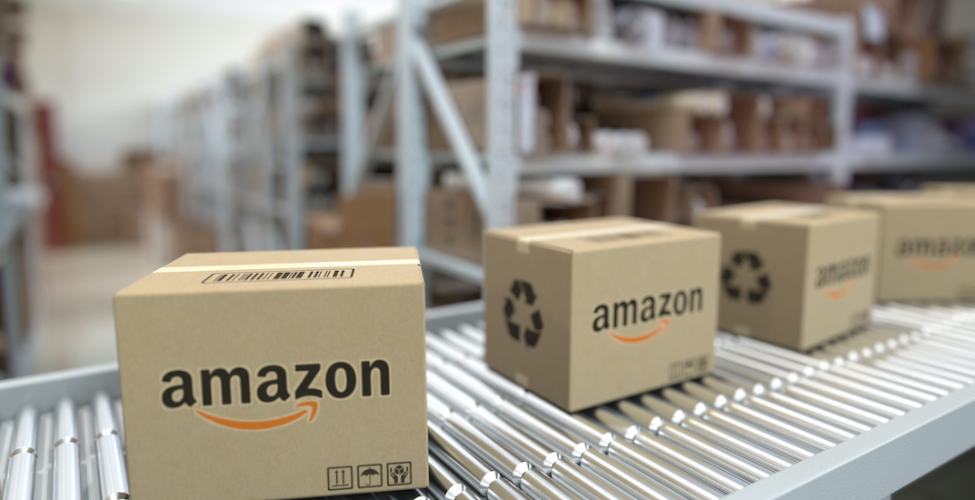 Amazon opening 5 new facilities in Quebec, creating over 1,000 jobs