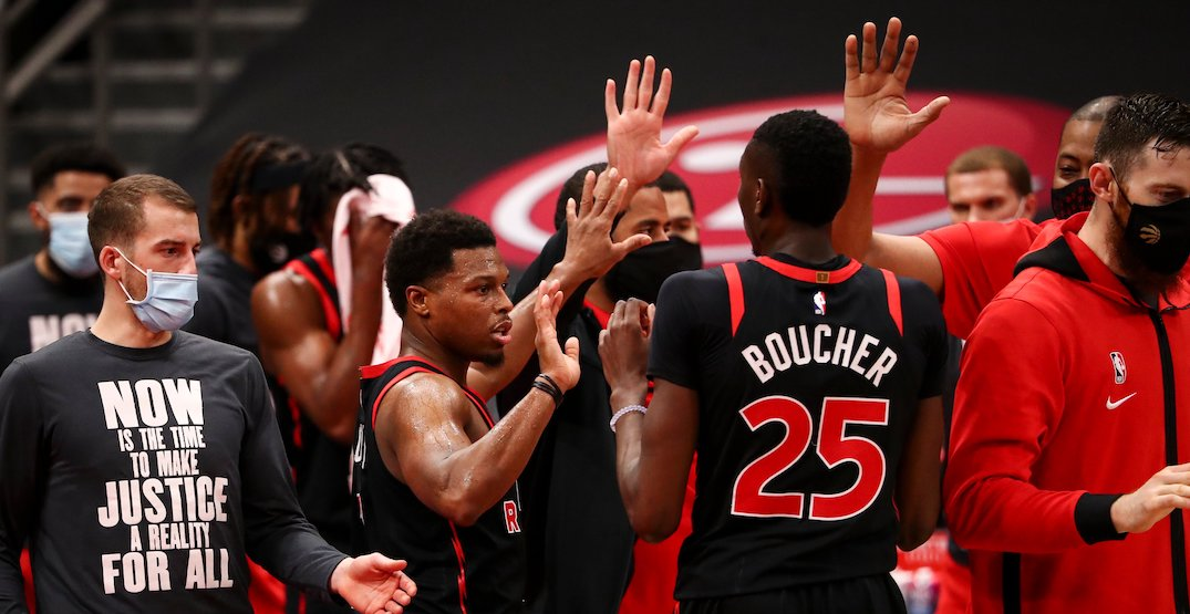 The Toronto Raptors are back and so is their defence