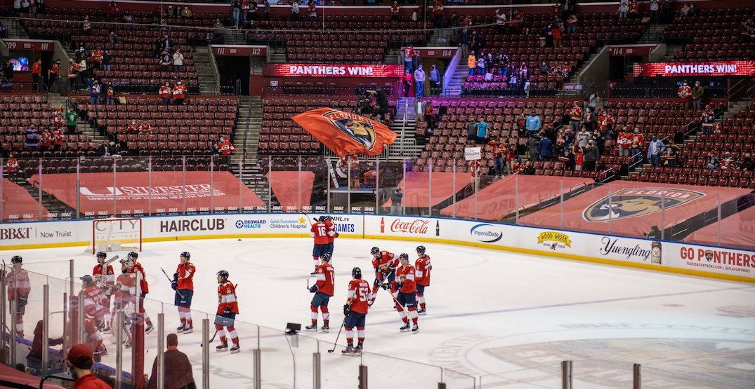 These American NHL teams are allowed fans at their games this season