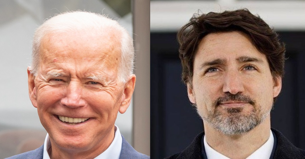 Justin Trudeau and Joe Biden to hold first bilateral meeting this month