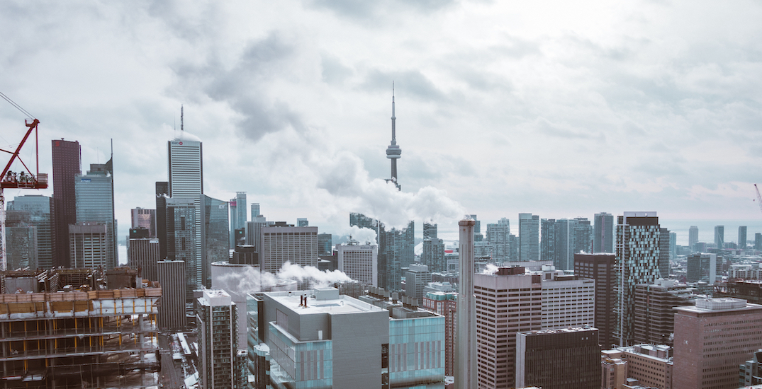 OMG it's back again: Toronto to hit -10°C for the first time this winter