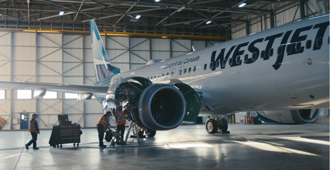 WestJet to fly first Boeing 737 MAX flight in Canada today