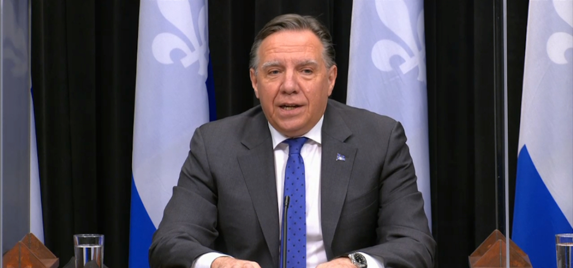 Legault wants travellers arriving in Quebec to quarantine in hotels for 2 weeks