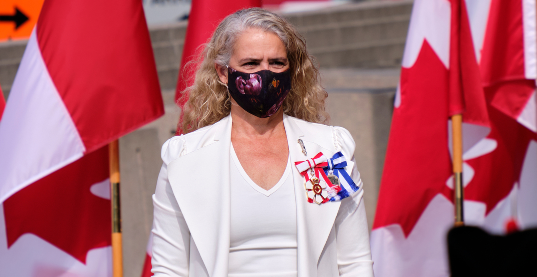 Julie Payette resigns as Canada's Governor General