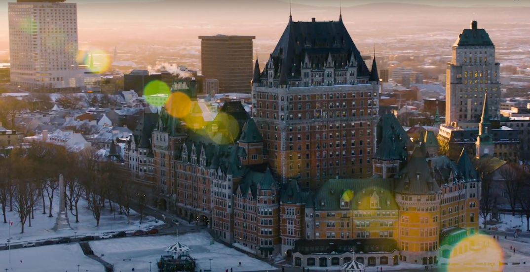 Famous Quebec City tourism events will be available to stream all winter