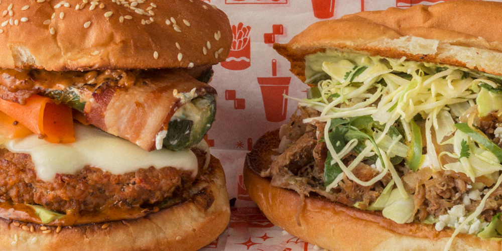 Enjoy a month of tasty burgers from various renowned Seattle chefs