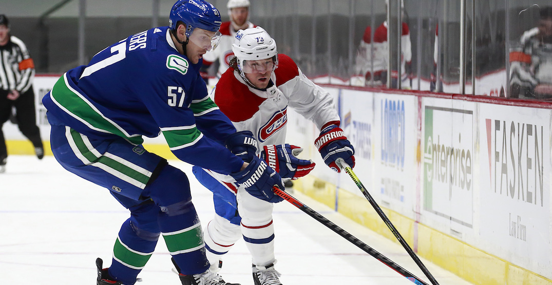 The Canucks' team defence has been shockingly bad so far