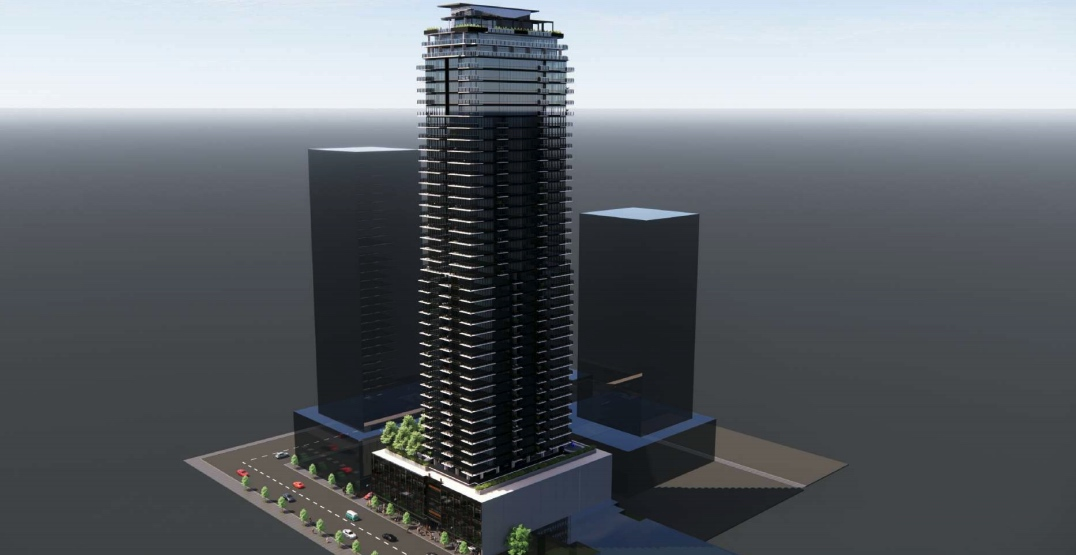 Downtown Kelowna continues to go vertical with 46-storey tower proposal