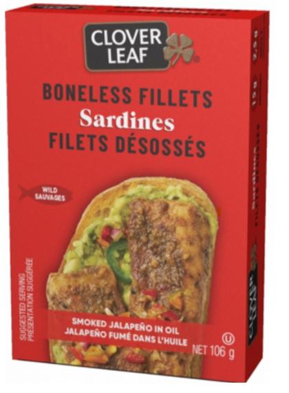 sardines recalled