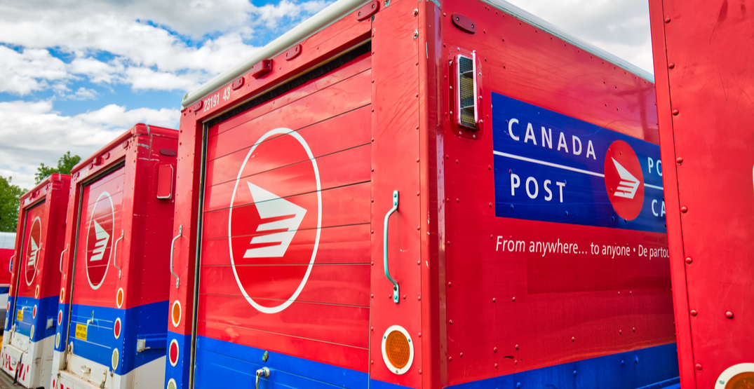 Canada Post suspends delivery to two Toronto apartments over maskless tenants