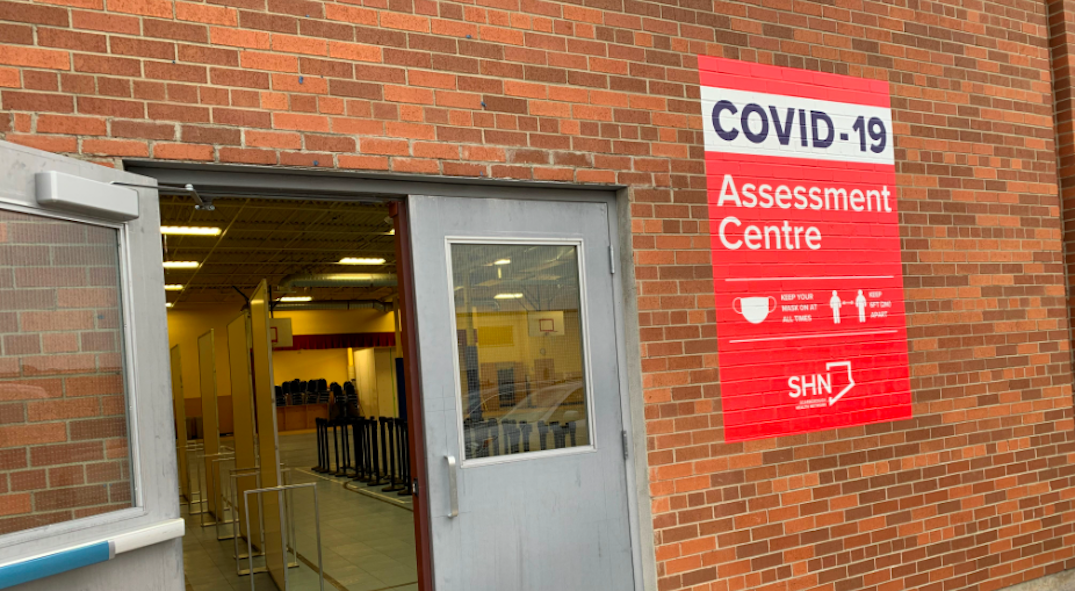 Ontario reports under 2,000 new COVID-19 cases with 727 from Toronto