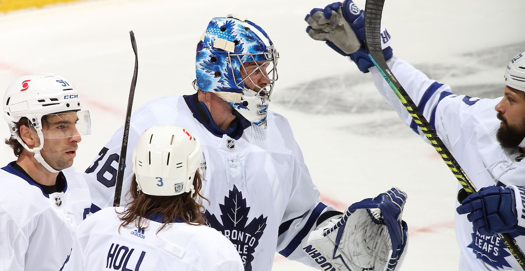 Maple Leafs finally have a reliable backup plan with Campbell
