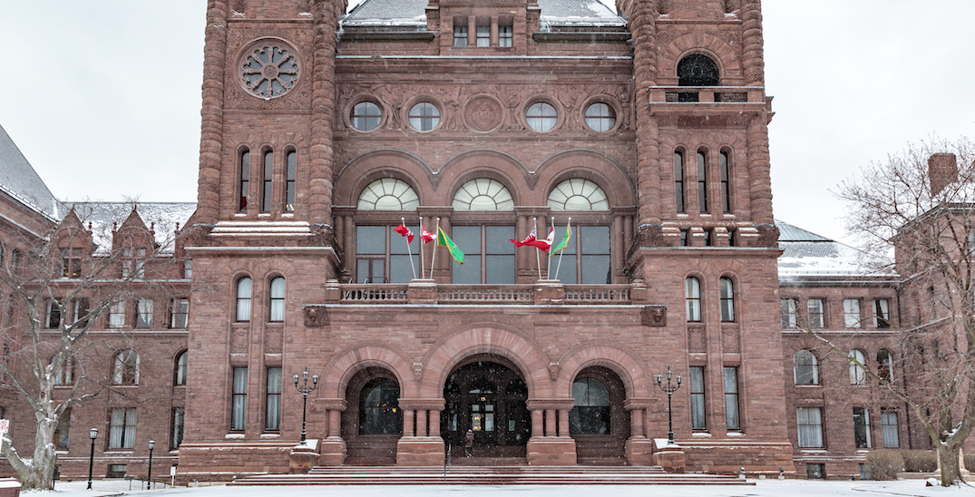 Ontario extending its second provincial declaration of emergency