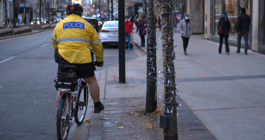 How Toronto Police will enforce the Stay-at-Home order