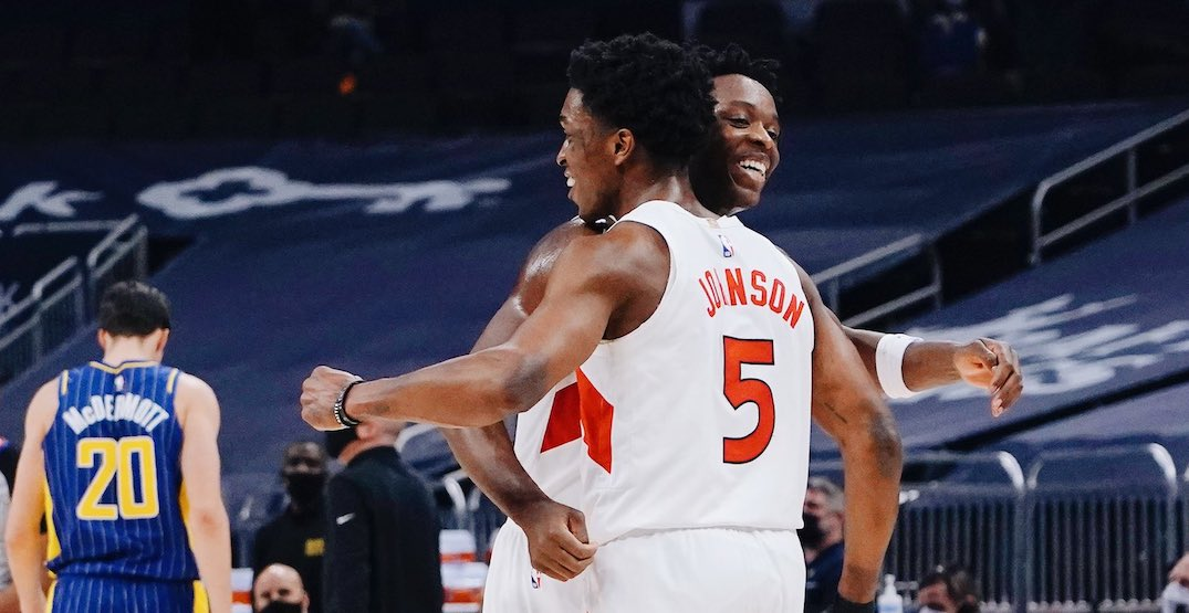 4 Raptors players that are exceeding expectations this season