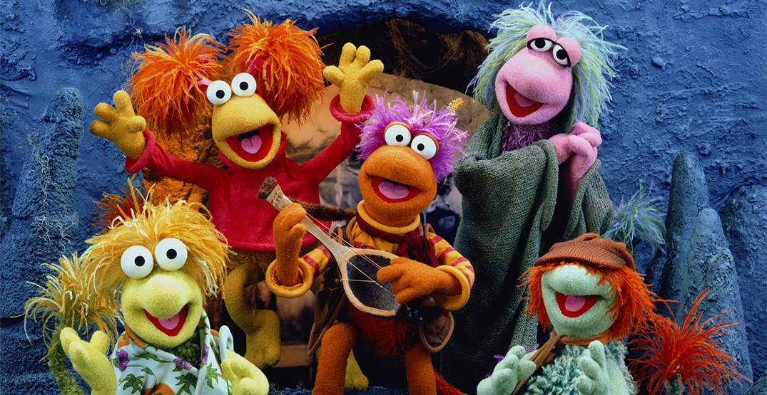 Fraggle Rock puppet show from the 1980s begins filming reboot in Canada