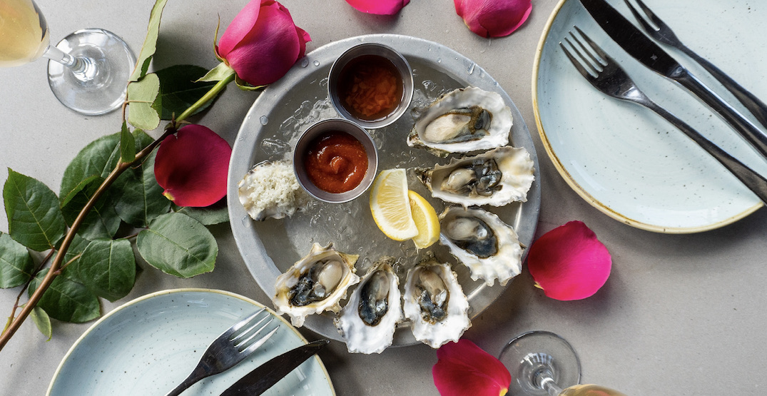 Best places to go for Valentine's Day dinner in Vancouver