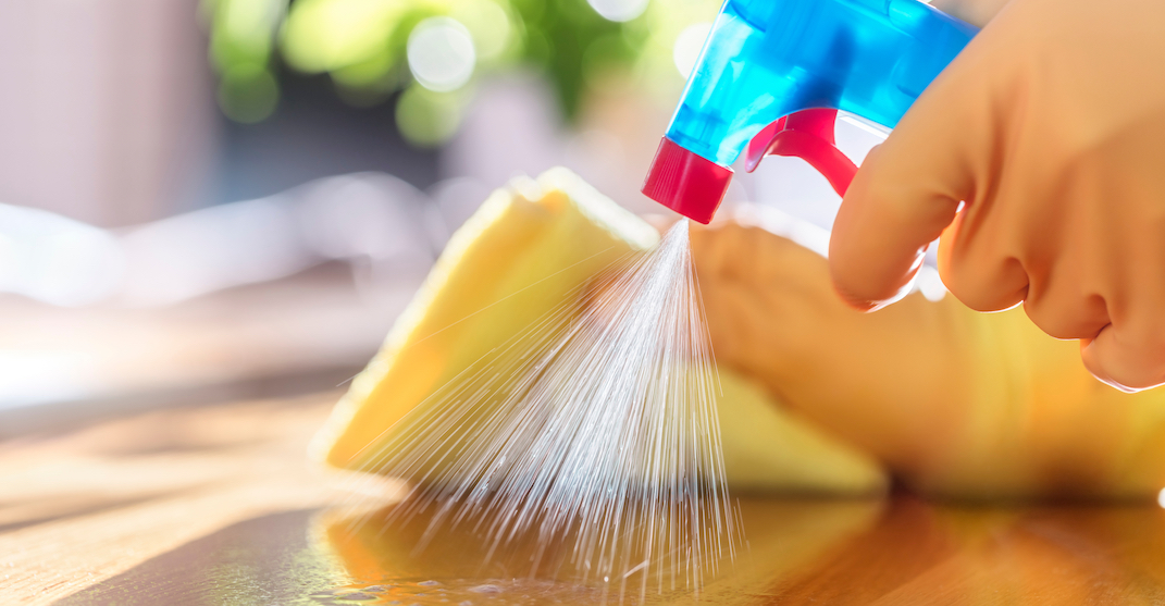 Health Canada approves 5 cleaning products capable of killing COVID-19