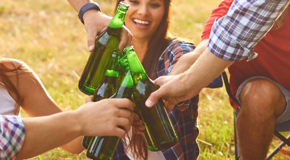 You may soon be able to drink in designated Edmonton parks