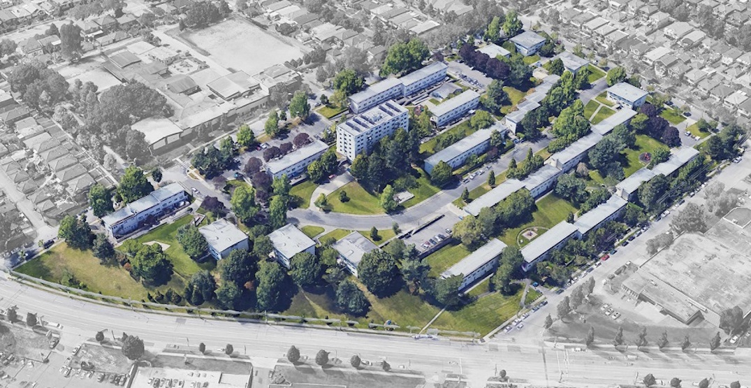 BC government proposes redevelopment of 11-acre East Vancouver social housing site