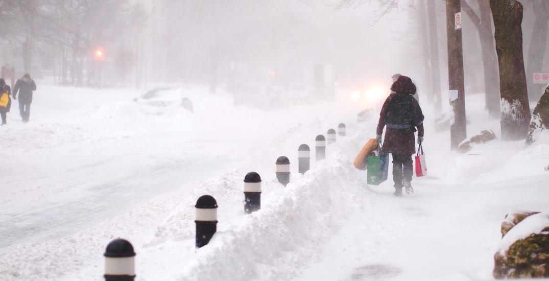Here's what Toronto looks like after its first snowfall of the year (PHOTOS)