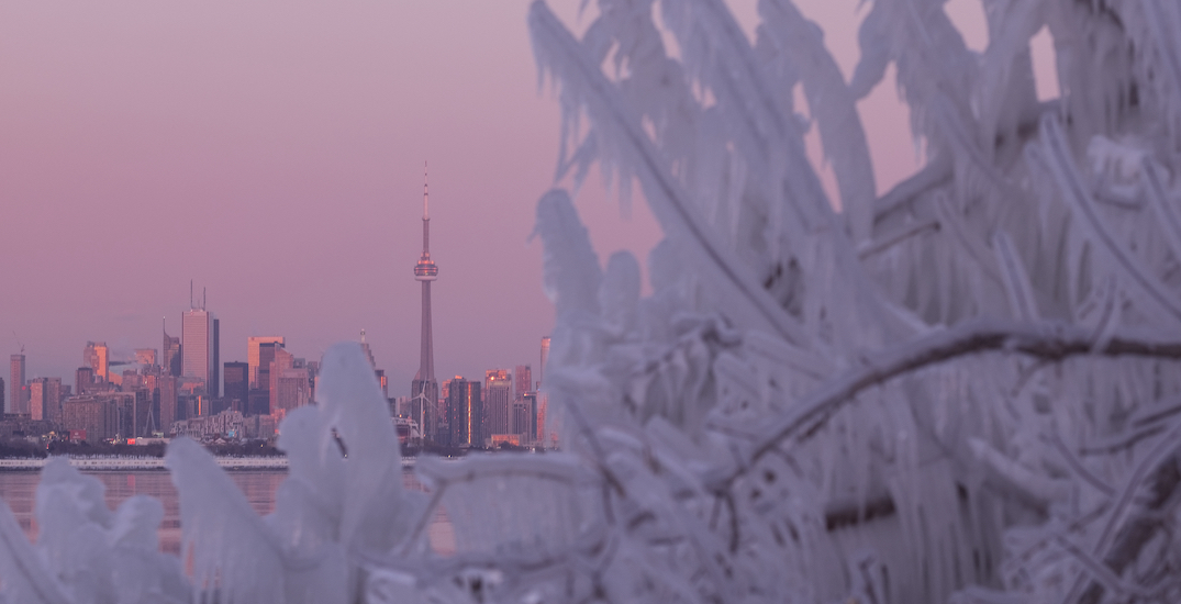 It's expected to feel like -18°C in Toronto this week