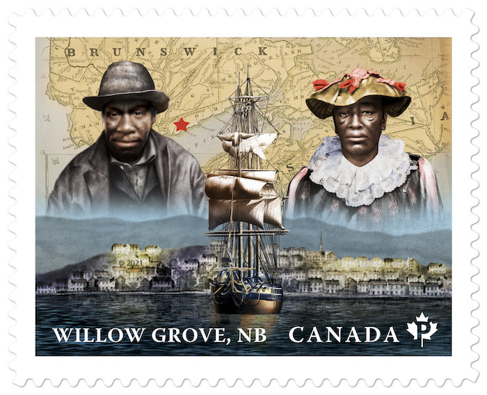 canada post black history month