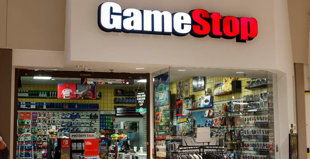 GameStop's stock price is surging, and it's because of Reddit