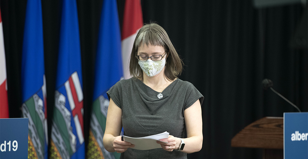 Alberta reports 459 new COVID-19 cases and waits for hospitalizations to fall further