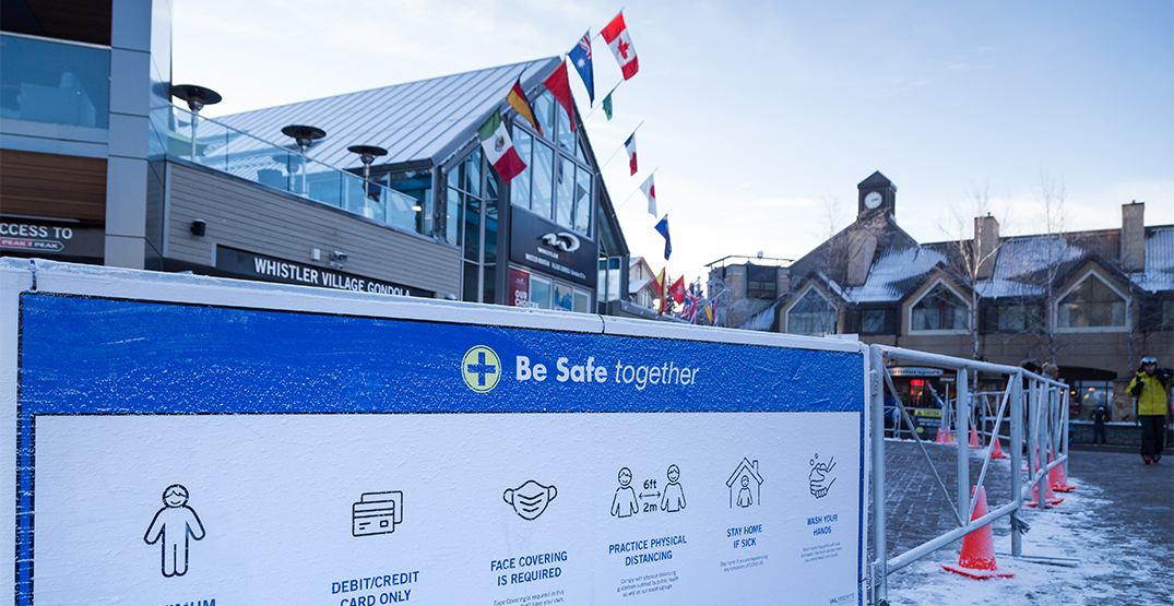 Six Whistler bars and restaurants flagged for COVID-19 exposure this week