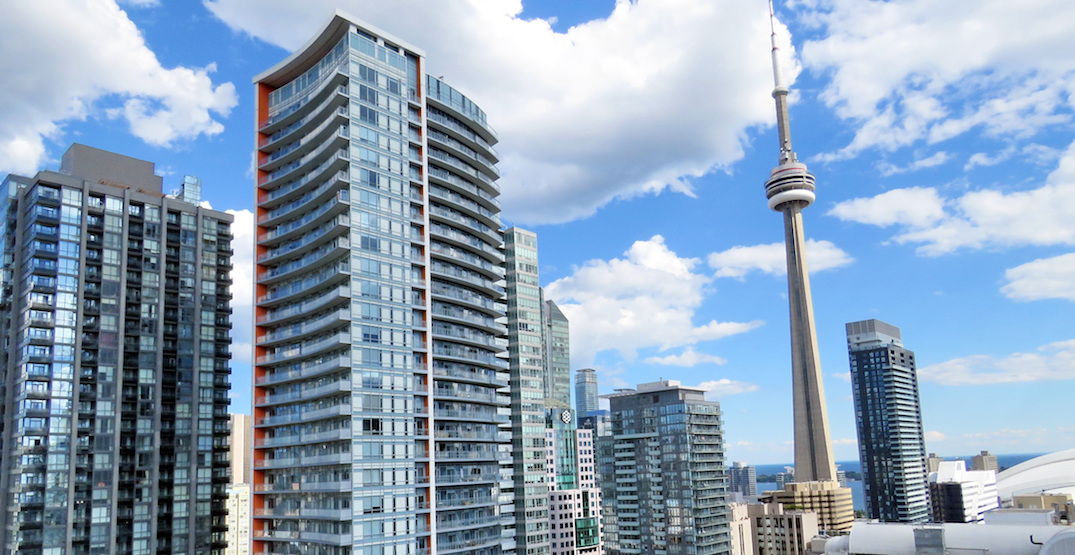 Toronto home sales drop as more buy property outside of the city