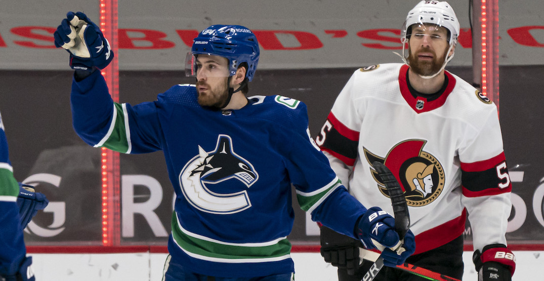 Motte trade turning out pretty good for the Canucks after all