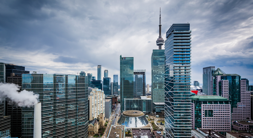 COVID-19 pushes Toronto's rental vacancy rate to 14-year high