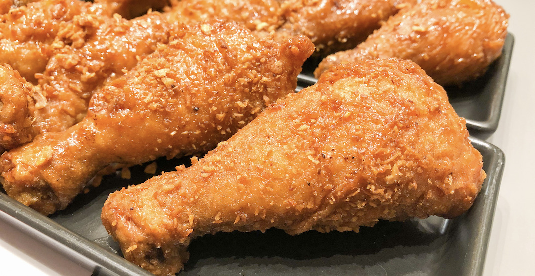Donky Chicken opens first Canadian location in Vancouver