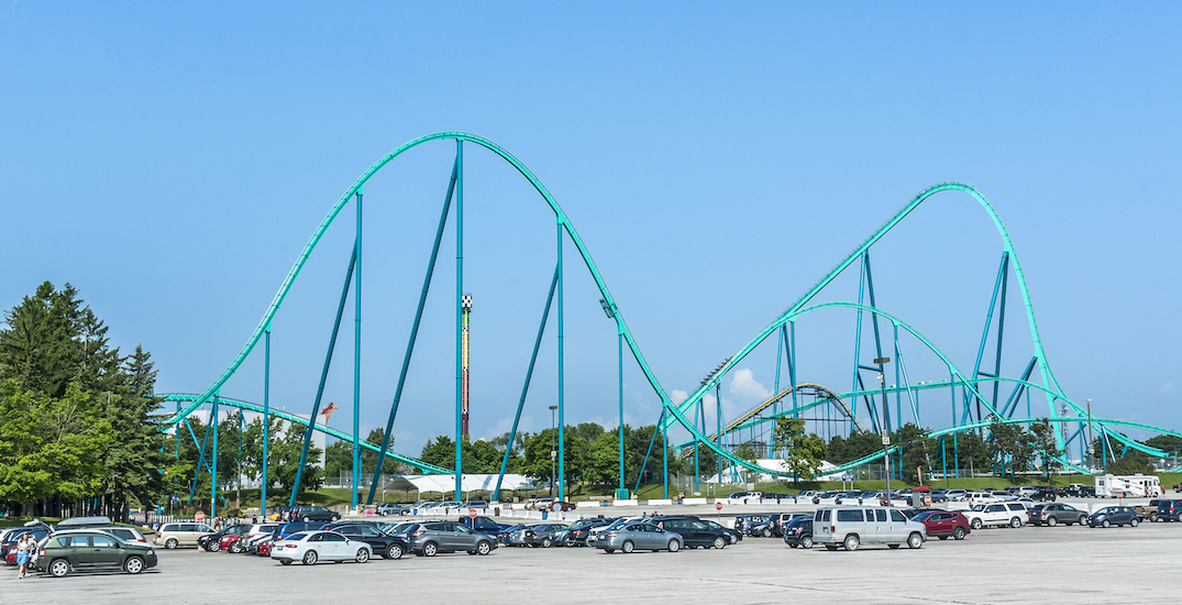 Canada's Wonderland announces it will reopen this spring