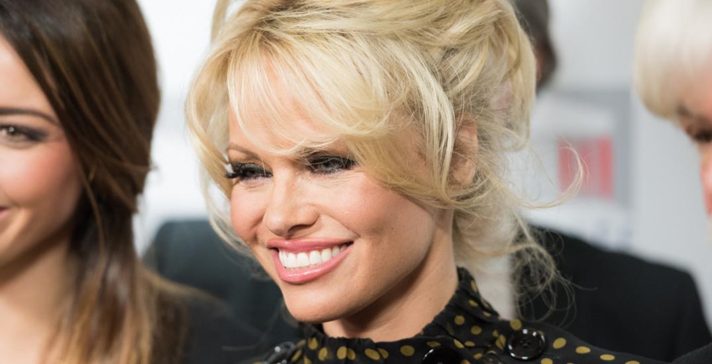 Pamela Anderson had a secret Vancouver Island wedding on Christmas Eve